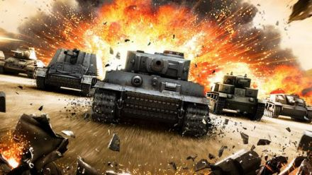 Vid�o : World of Tanks sur PS4 - Carnet de Développeur