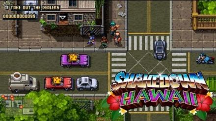 "Vid�o : Shakedown Hawaii : Bande-annonce ""The Consultant"""