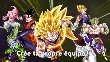 Vid�o : Dragon Ball Z Dokkan Battle : Bande-annonce