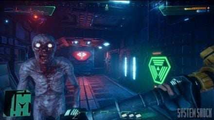 Vidéo : System Shock : Medical Level Full Gameplay