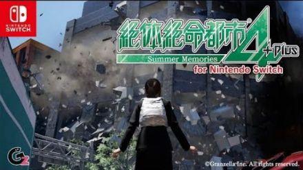 Vidéo : SOS The Final Escape 4 Plus : Summer Memories : Trailer d'annonce sur Switch