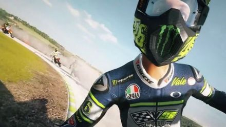 Vid�o : Valentino Rossi The Game : MotoRanch Gameplay Trailer