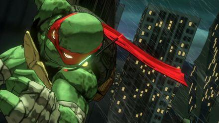 Vidéo : Ninja Turtles Des Mutants à Manhattan : Vidéo Raphael