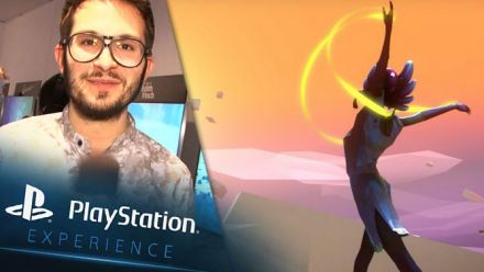 Vid�o : PSX 2015 : Bound nos impressions en direct du PS Experience