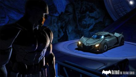 Vid�o : Batman The Telltale Series : Premier Trailer