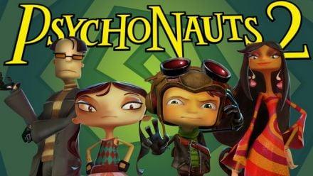 Psychonauts 2 : coulisses de développement et annonce de l'éditeur