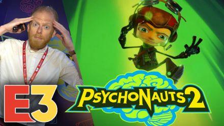 Vid�o : E3 2019 : Nos impressions de Psychonauts 2