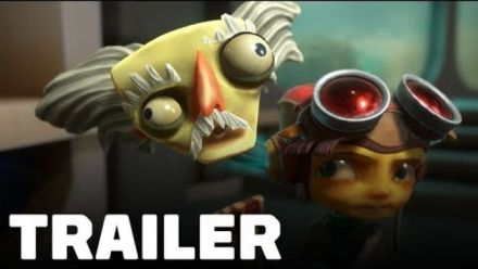 Psychonauts 2 : Trailer des Game Awards