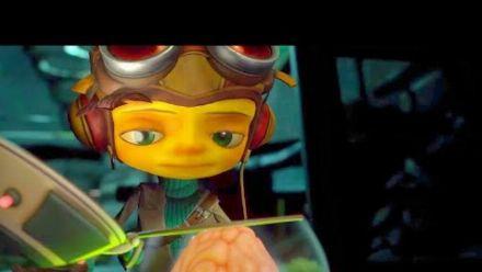 Vid�o : Psychonauts 2 se dévoile davantage en vidéo