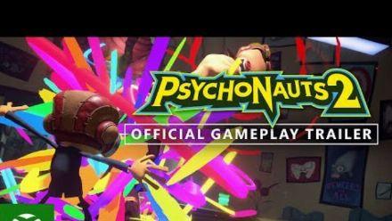 vidéo : Psychonauts 2 Date de sortie E3 2021