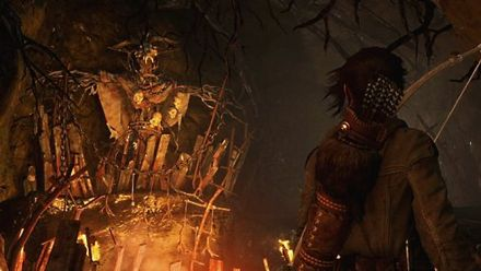 Vid�o : Game Awards : trailer Rise of the Tomb Raider Baba Yaga