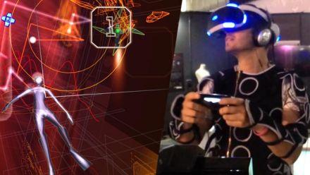 TGS 2016 : On a testé Rez Infinite sur PS VR avec une combinaison vibrante du futur