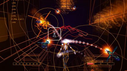 Rez Infinite - PlayStation Experience