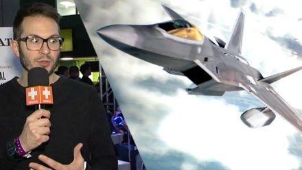 Ace Combat 7 : Version VR PSX 2016 Nos Impressions