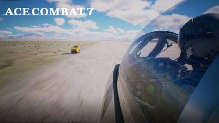 Ace Combat 7 Trailer PSX 2016