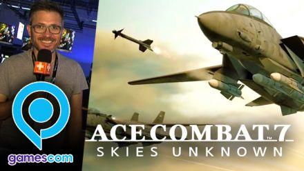 Gamescom : Nos impressions sur Ace Combat 7