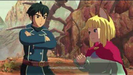 Ni No Kuni 2 : 10 minutes de gameplay avec Evan