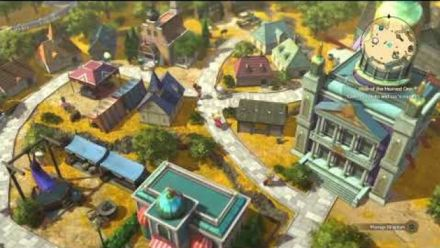 Ni No Kuni 2 : Trailer construction de royaume