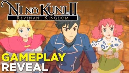 Ni No Kuni 2 - Gameplay