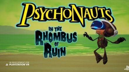Vid�o : Psychonauts VR annoncé en vidéo