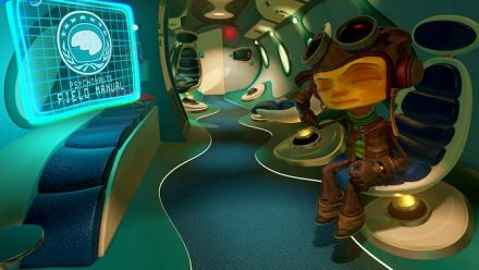 Vid�o : Psychonauts in the Rhombus of Ruin se date en vidéo 360