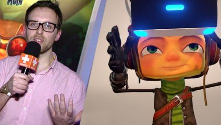 Psychonauts in the Rhombus of Ruin PSVR PSX 2016 Impressions