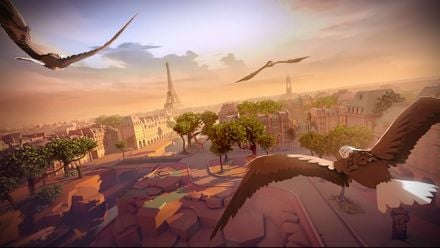 E3 2016 : trailer multi pour Eagle Flight