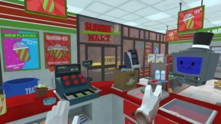 Vid�o : PlayStation Experience - Job Simulator en vidéo de gameplay