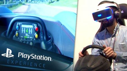 Vid�o : PlayStation Experience : Impressions DriveClub VR