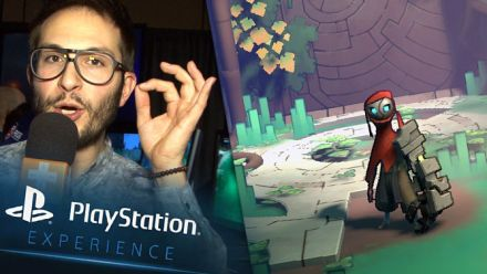 Vidéo : Hob : nos impressions au PlayStation Experience 2015
