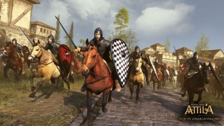 Vidéo : Total War Attila : Age de Charlemagne Trailer InEngine