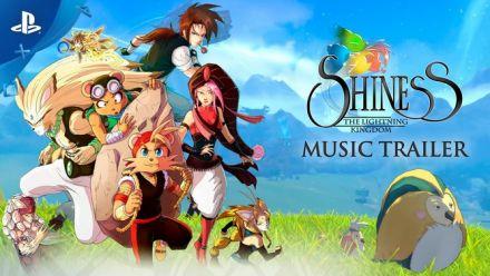 Vid�o : Shiness ׃ The Lightning Kingdom : Trailer musical PS4