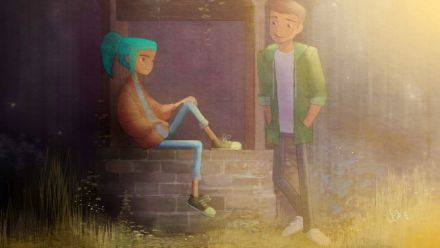 vid�o : Oxenfree : séquence de Gameplay exclusif de Polygon