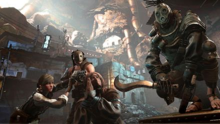 vidéo : The Technomancer : trailer First Contact