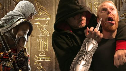 Vid�o : Découverte d'Assassin's Creed Origins avec Thomas et Julo (Replay)