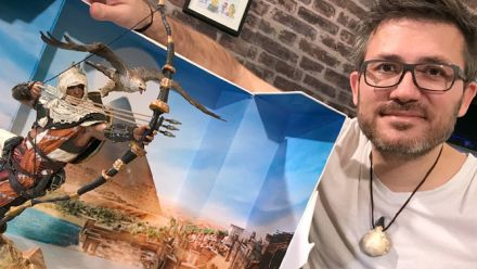 """Vid�o : Assassin's Creed Origins : Unboxing du collector """"Dawn of the Creed"""""""
