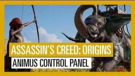 Vid�o : Assassin's Creed Origins : Panneau de contrôle - lancement