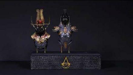 Vid�o : Assassin's Creed Origins : Une nouvelle figurine à 500$ limitée à 100 exemplairess