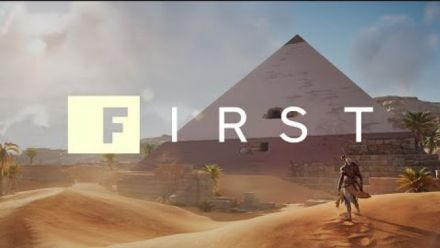 Vid�o : Assassin's Creed Origins : Gameplay IGN First