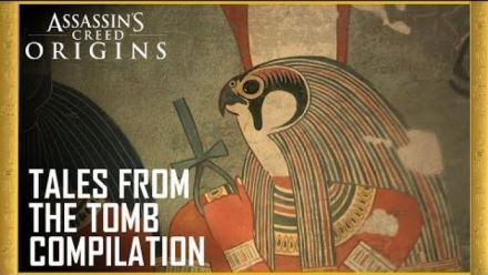 Vid�o : Assasin's Creed Origins : Tales from the Tomb