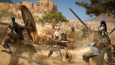 Vid�o : Assassin's Creed Origins E3 2017 Mysteries of Egypt Trailer