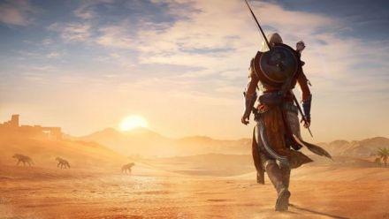Vid�o : Assassin's Creed Origins dévoile son contenu post lancement