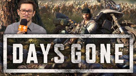 vidéo : Days Gone : Preview vidéo du 6 mars 2019