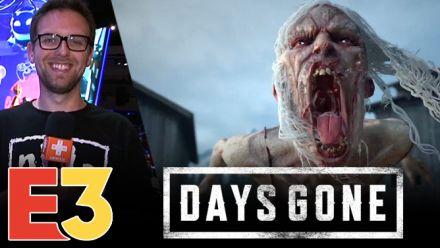 Vidéo : E3 2018 : Nos impressions de Days Gone