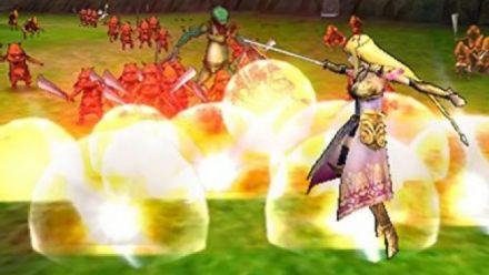 Vid�o : Hyrule Warriors Legends Pack Link's Awakening Date de sortie