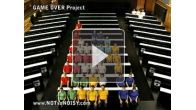 Vid�o : The Original Human TETRIS Performance by Guillaume Reymond