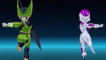 Vid�o : Dragon Ball Fusions : Bande-annonce japonaise août 2016
