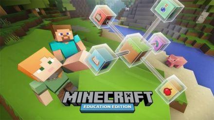 Vid�o : Minecraft : Education Edition Trailer Annonce