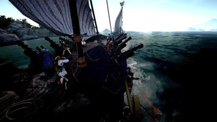 Vid�o : Black Desert Online : Bataille Navale et monstres marins dévoilés en vidéo