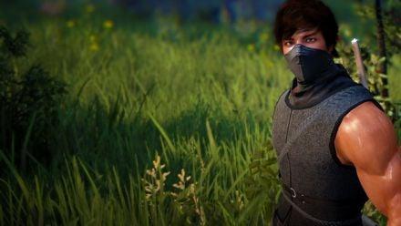 Vid�o : Black Desert Online : présentation de la classe Ninja